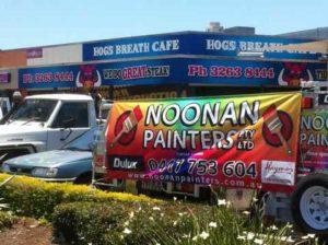 Our Noonan Painters Banner - Painters Brisbane, Gold Coast & Sunshine Coast