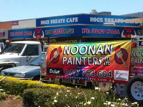 Our Noonan Painters Banner - Painters Brisbane, Gold Coast & Sunshine Coast