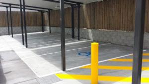 Parking Lot Painting - Commercial Painting Brisbane, Gold Coast & Sunshine Coast