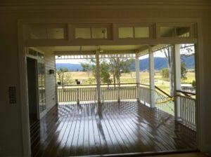 Restored Heritage Flooring - Heritage Painting Brisbane, Gold Coast & Sunshine Coast